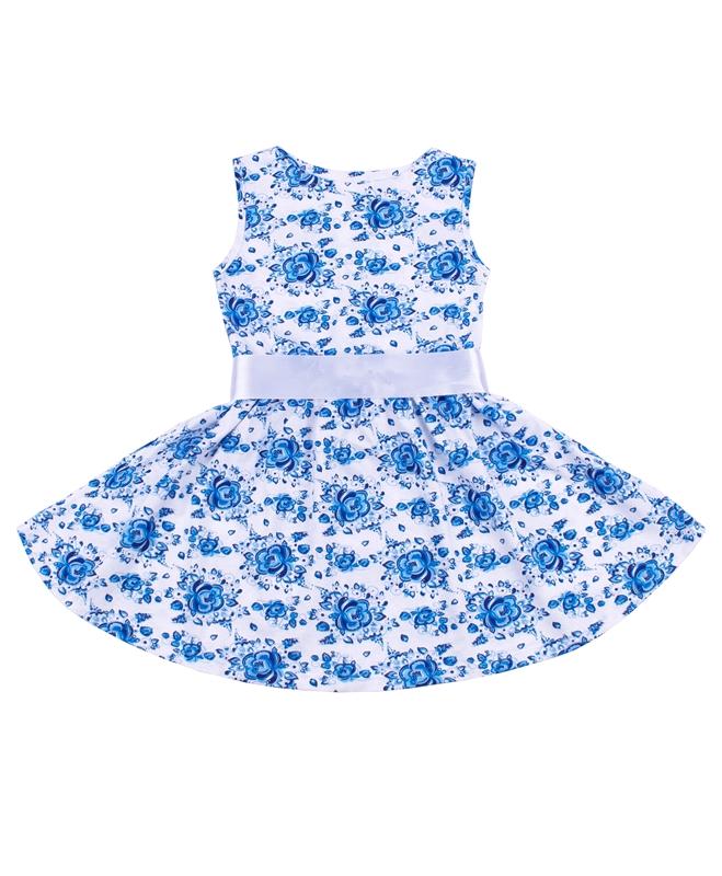 Платье для девочки ДПБ837001н