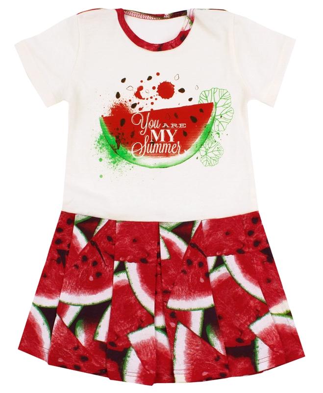 Платье для девочки ДПК423001н