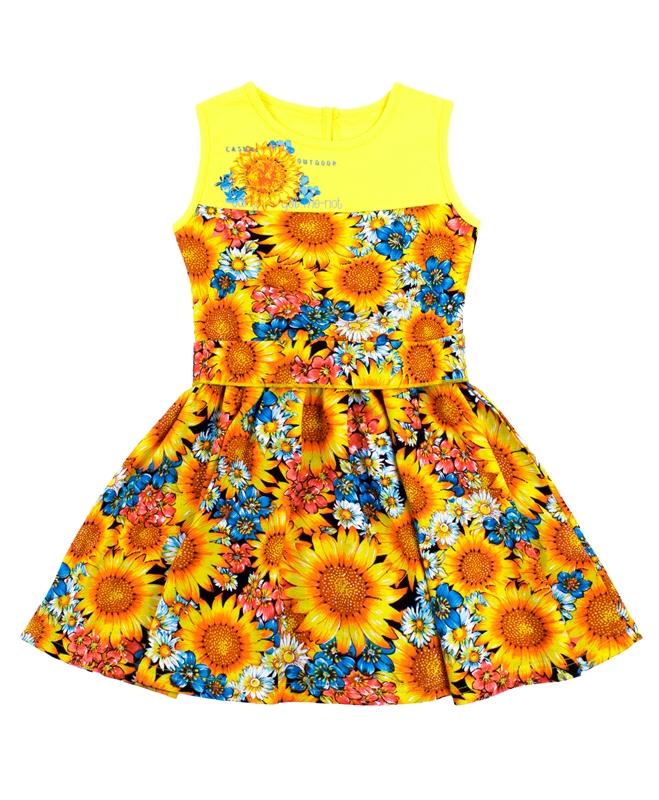 Платье для девочки ДПБ166001н