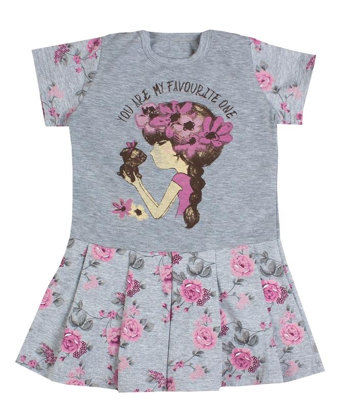 Платье для девочки ДПК423805н