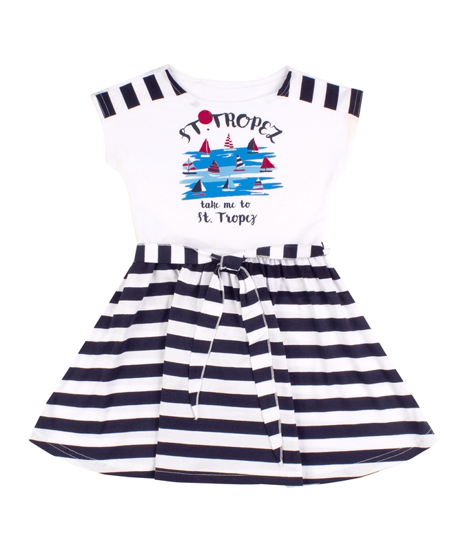 Платье для девочки ДПБ224001н