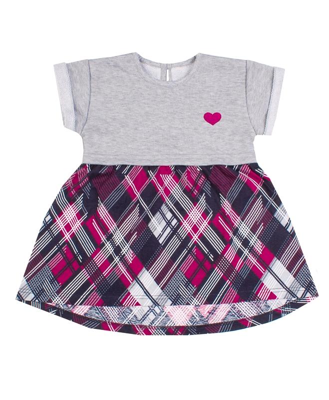 Платье-туника для девочки ДПК669338м