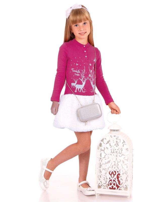 Платье для девочки ДПД549067