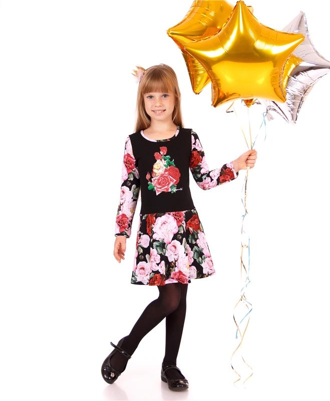 Платье для девочки ДПД221804н