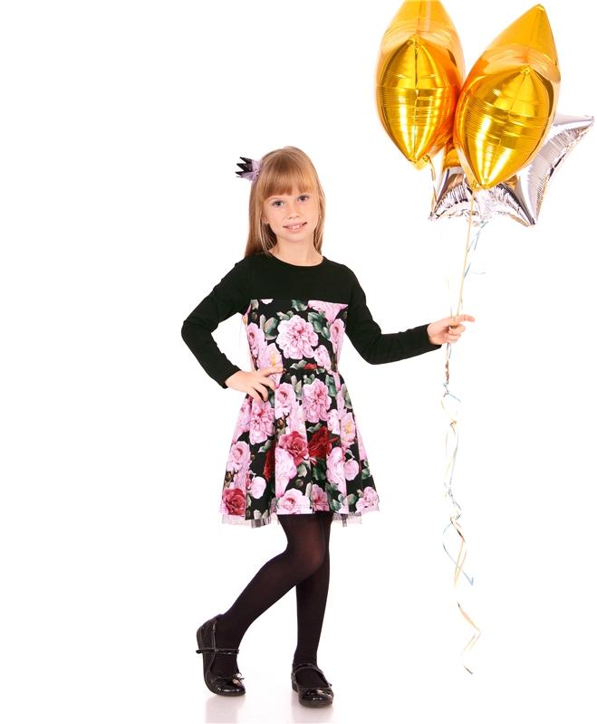 Платье для девочки ДПД215804н