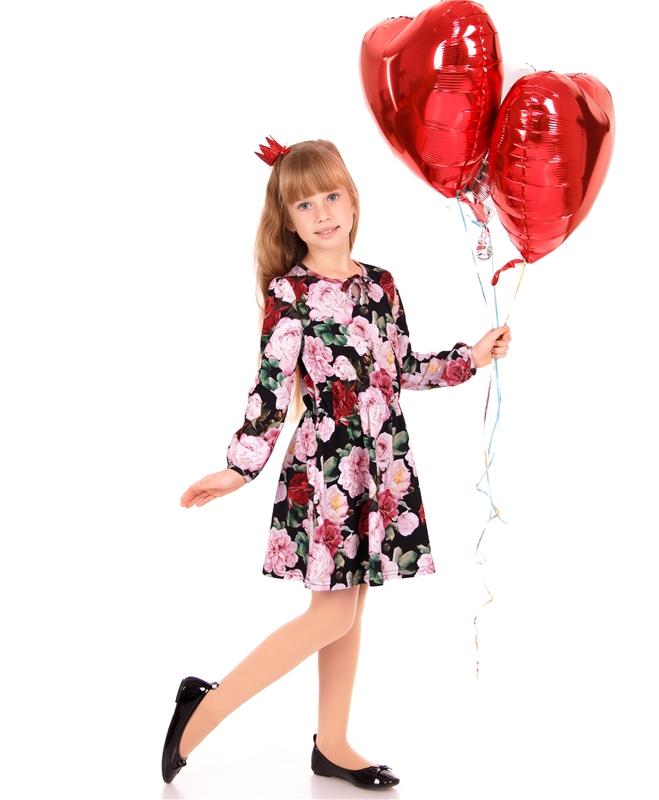 Платье для девочки ДПД105804н