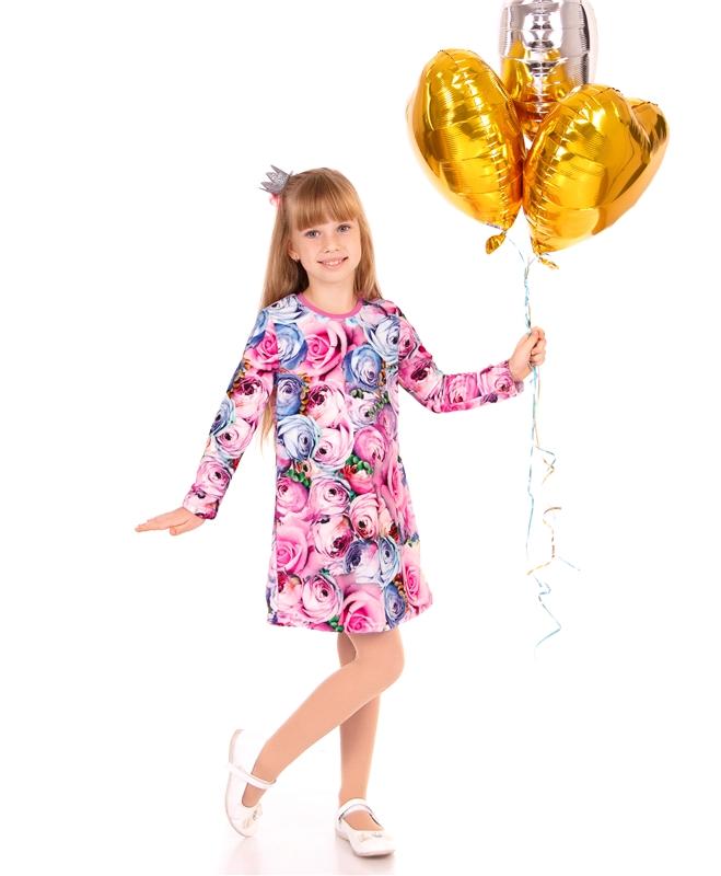 Платье для девочки ДПД474630н