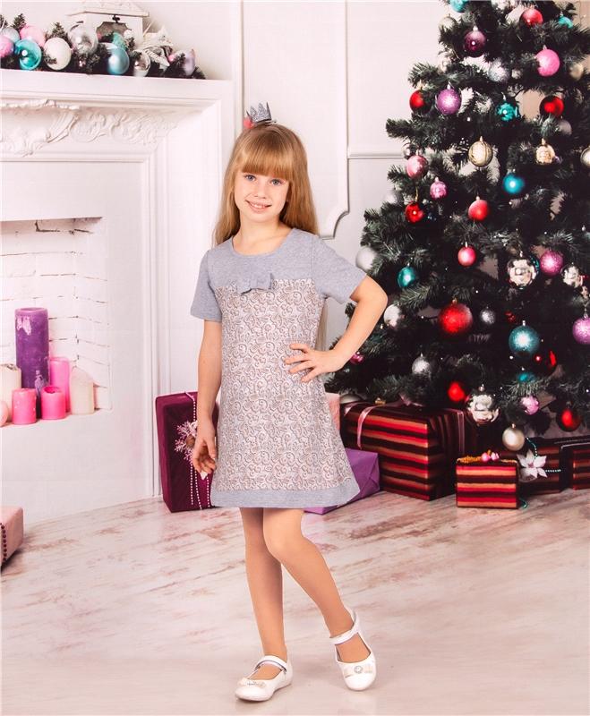 Платье для девочки ДПК232258н