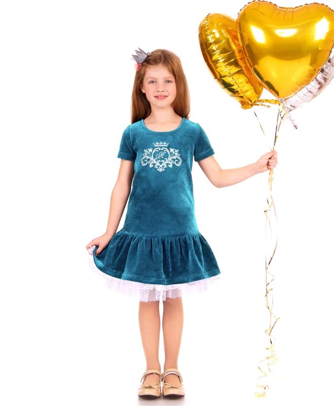 Комплект верхний для девочки ДКЮ816600