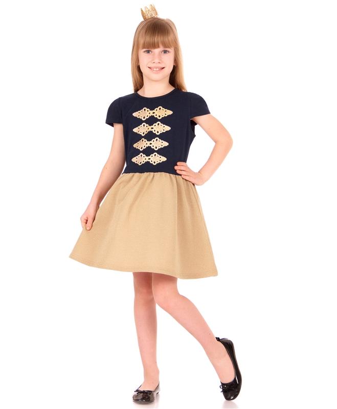 Платье для девочки ДПК876338